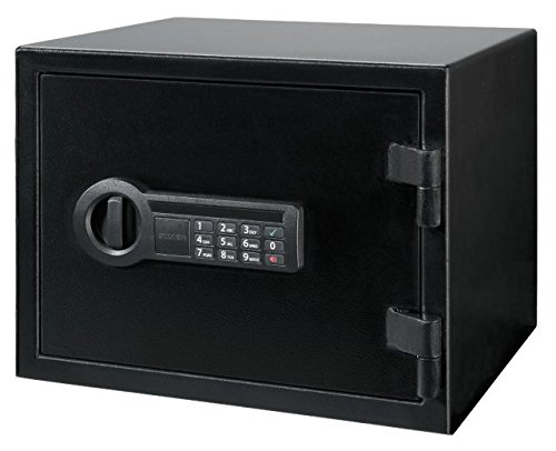 Stack-On PFS-1608 Personal Steel Fireproof Safe with Electronic Lock (Cabinet Gun Fireproof)