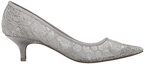 Adrianna Papell Femme Lois-lc Robe Pompe Argent