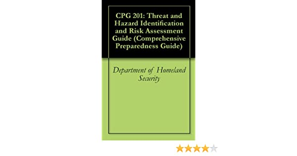 Threat and hazard identification and risk assessment guide.