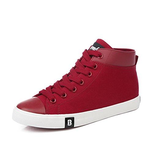 Gao Bangping final de zapatos de lona/Zapatos Casual mujer/Zapatos del color sólido simple estudiante C