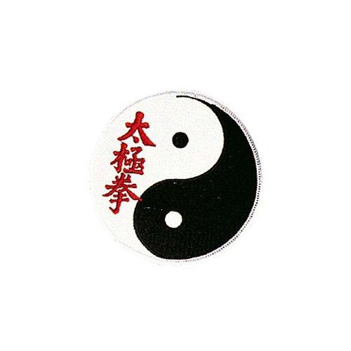 "Tai Chi Chuan Patch - 4"" Dia. - 10 Pack"
