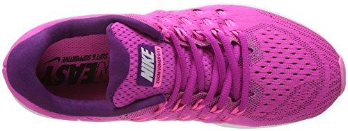 Nike Wmns Air Zoom Vomero 11, Scarpe da Trail Running Donna Rosa (Fire Pink / White / Bright Grape / Black 602)