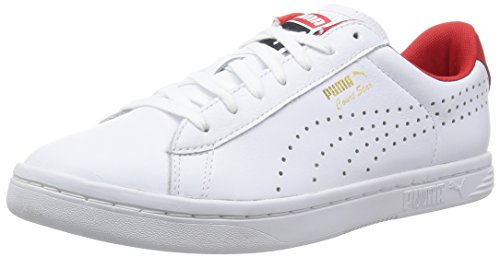 Bianco Star Puma Craft da White Ginnastica Risk Red High Adulto White Unisex Scarpe Court S6 SS5rWzq