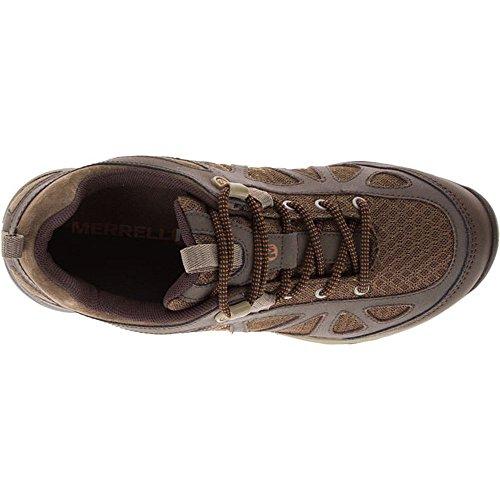 Merrell Siren Sport Q2 Gtx, Zapatillas de Senderismo para Mujer Slate Black