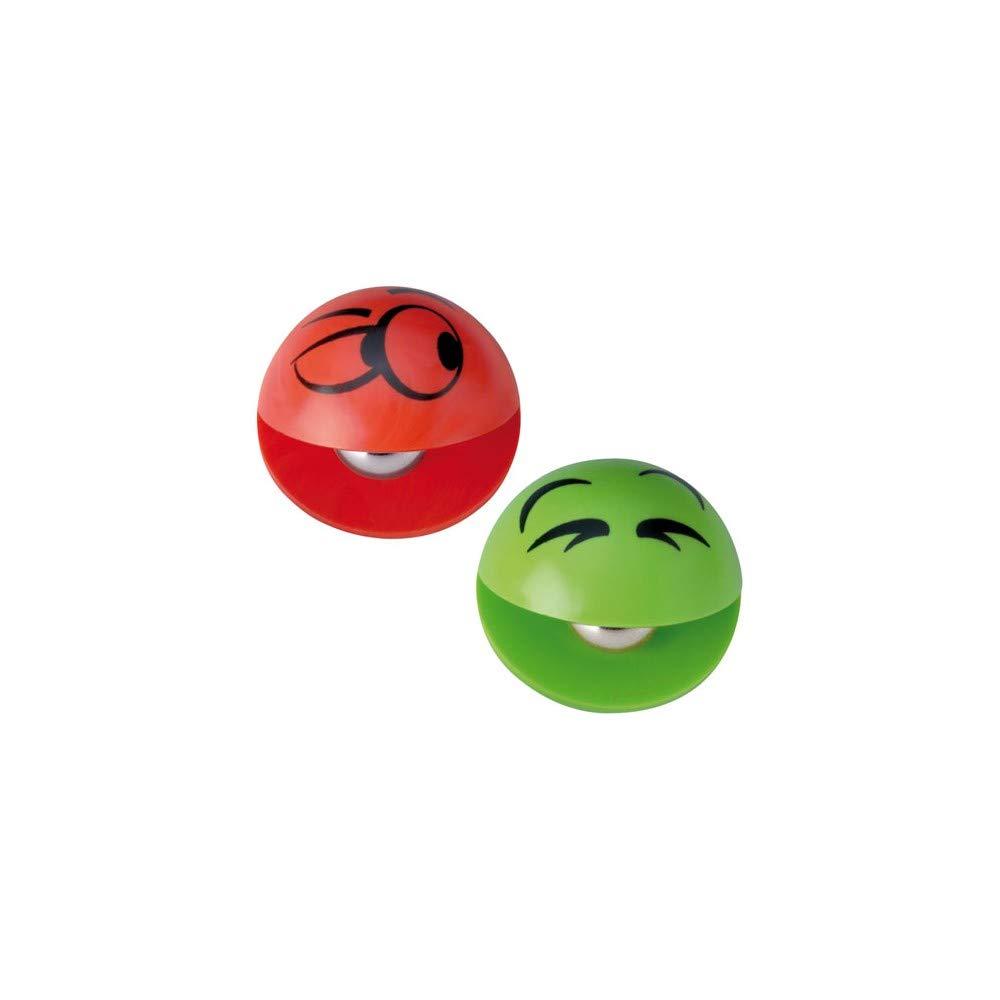 INOFIX Puerta Note Adhesivo Caras Rojo y Verde por 2/en Blister