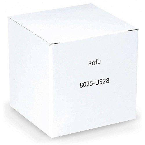 Rofu 8025-US28 Double Mini Magnetic Door Locking Device, Aluminium by Rofu