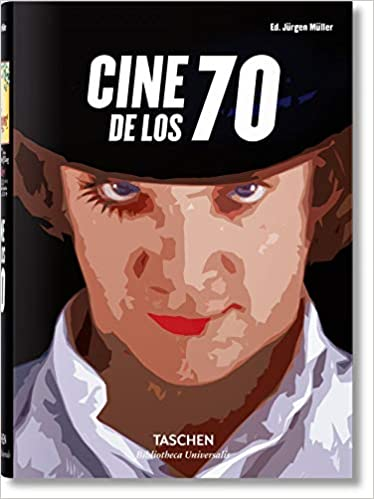 8f59685f9 Movies of the 70s  Jürgen Müller  9783836561167  Amazon.com  Books
