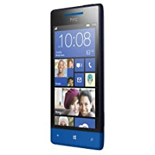 BRAND NEW HTC 8S Blue -WINDOWS 8 Factory Unlocked – Original HTC BOX, NONE AT&T OR LOGO MODEL