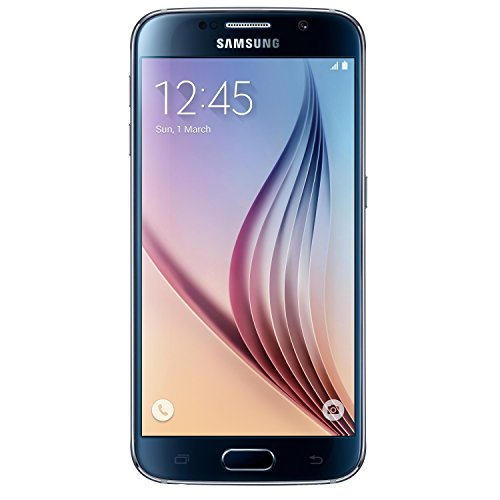 Samsung GALAXY S6 G920 32GB Unlocked GSM 4G LTE Octa-Core Smartphone - Black Sapphire (Best Galaxy S6 Edge Deals)