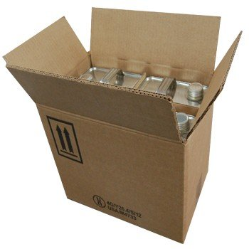 Air Sea Containers 4 x 1 Gallon F-Style Metal Can Kit (4G/Y26.4)
