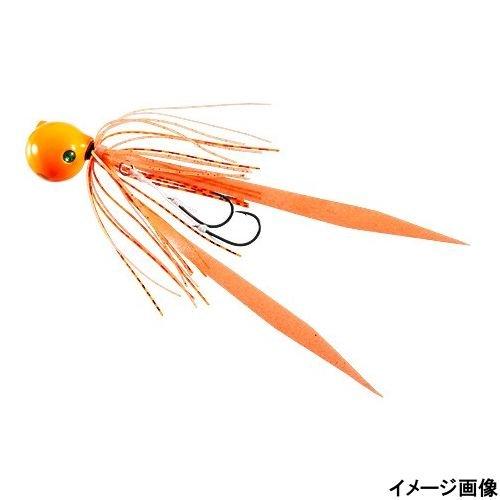 シマノ メタルジグ 炎月 十五夜 集魚カスタム 45g EJ-204N ダブルオレンジ46Tの商品画像