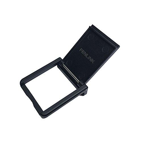 Fenlink Webcam Privacy Shutter Protects Lens Cap Hood Cover for Logitech HD Pro Webcam C920 / C930e / C922 (Black)