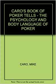 Body language poker