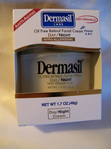 Price comparison product image Dermasil Oil Free Facial Cream Day/Night 1.7 oz.