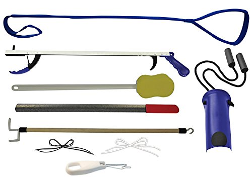 Hip Kit (BodyHealt Hip Knee Replacement Kit - Premium (9 Piece Set))