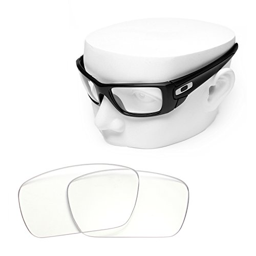 OOWLIT Replacement Sunglass Lenses for Oakley Fuel Cell HD - Cell Oakley Lens Fuel