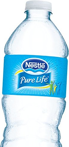 Nestlé® Pure Life® Bottled Purified Water, 16.9 oz. Bottles, 24/Case