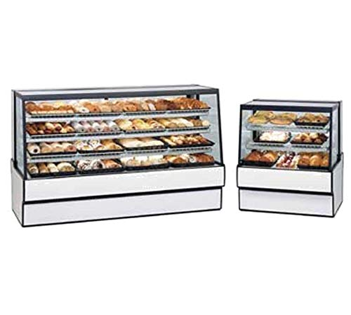 (Federal Industries SGD3648 High Volume Non-Refrigerated Bakery Case)