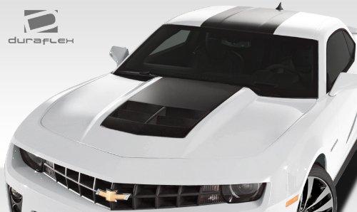 2010-2015 Chevrolet Camaro Duraflex ZL1 Look Hood - 1 Piece