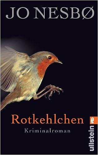 Bildergebnis für Rotkehlchen von Jo Nesbø buch