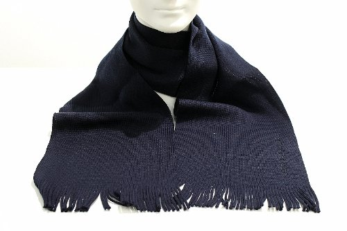 Virgin Wool Scarf - 5