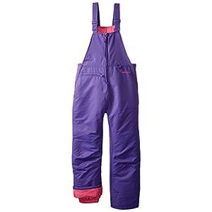 Arctix Youth Insulated Overalls Bib, Medium, Purple