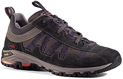 Zapatillas Olang España. Color antracita gris Size: 42: Amazon.es ...