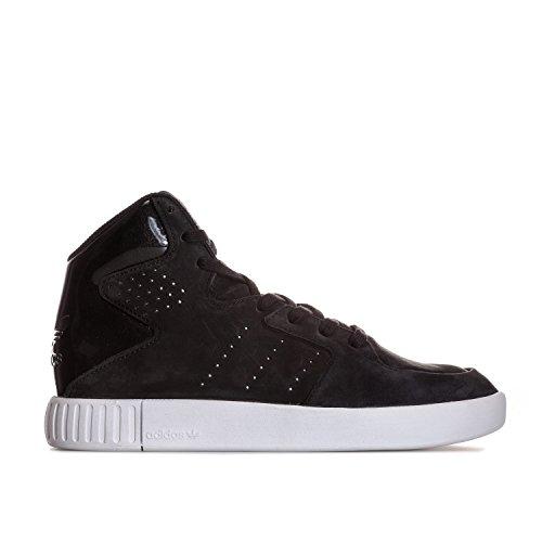 Adidas Tubular Invader 2.0 Dames Hi Sneakers Sneakers Zwart Zwart Wit Ba7508