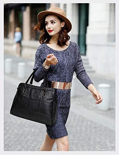 Middle Cbcauna On Shoulder Black Lady Fashion Bag Aged A Oblique 0HAq0pxw