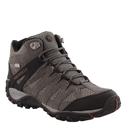 Merrell Men's, Accentor Waterproof Mid Ventilator Hiking Boots Granite 13 M (Merrell Mens Boots)