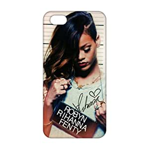 Wish-Store Robyn Rihanna Fenty 3D Phone Case for iPhone 5s