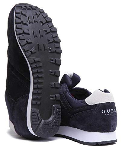 Blu Uomo Fmcha4sue12 Guess Fmcha4sue12 Guess Sneaker qxgw1q0R