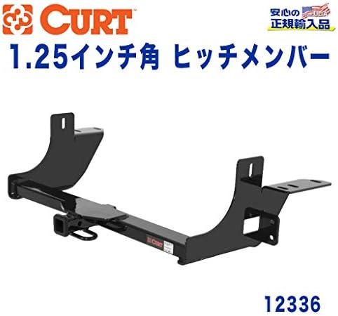 [CURT カート社製 正規代理店]Class2 ヒッチメンバー レシーバーサイズ 1.25インチ 牽引能力 約1589kg シボレー アップランダー