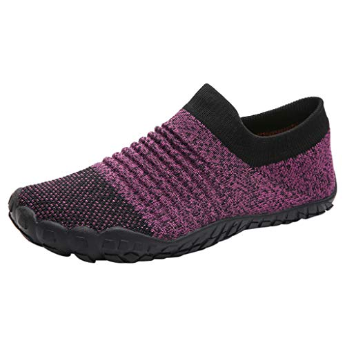- Other-seyWomen Shoes Fashoin Mesh Shoes Leisure Sports are Breathable in Summer Shoe Sneaker Balls Sneaker Shields Purple