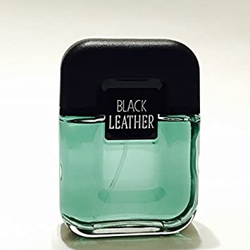 Avon BLACK LEATHER Cologne Spray 3.4 Fl Oz (Major Box Imperfections Due To  Storage)