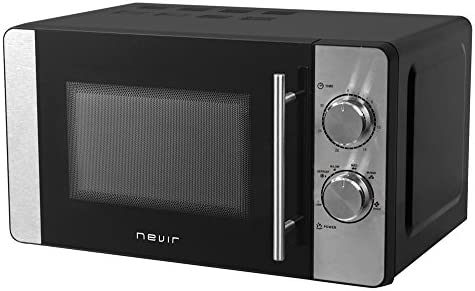 Microondas Nevir NVR-6234 MS, 20L, interior inox: Amazon.es: Hogar