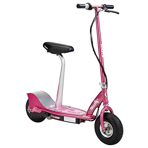 Razor E300S Seated Electric Scooter - Sweet (Miniature Electric Scooter)
