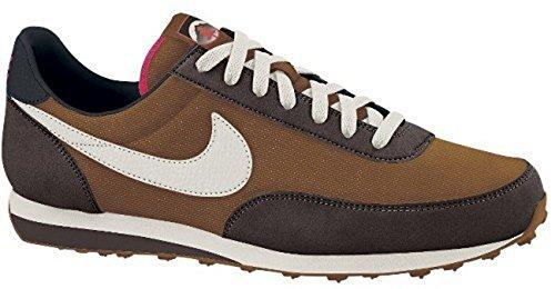 Nike Men Elite 311082-222 hombre zapatillas low marrón marrón Talla:4.5 US