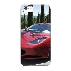 Pretty LOC7627lcbk Iphone 5c Case Cover/ 2010 Lotus Evora Series High Quality Case