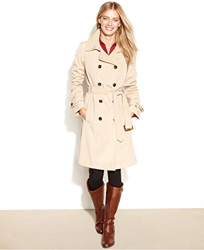 Calvin-Klein-Womens-Coat-Double-Breasted-Belted-Trenchcoat