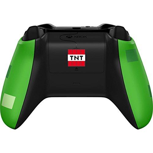 Xbox Wireless Controller - Minecraft Creeper by Microsoft (Image #3)
