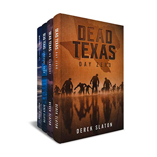 - Dead Texas:  Books 1-4 Box Set: Dead America:  The Initial Outbreak (Dead America Box Sets Book 1)