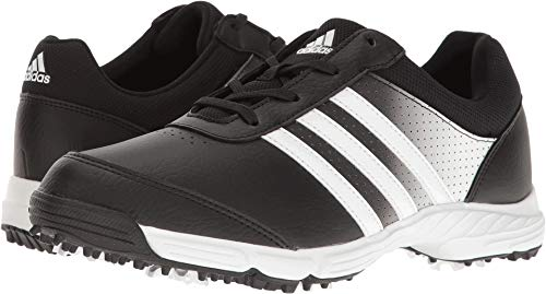 adidas Women's Tech Response Golf Shoe, Black, 7 M US