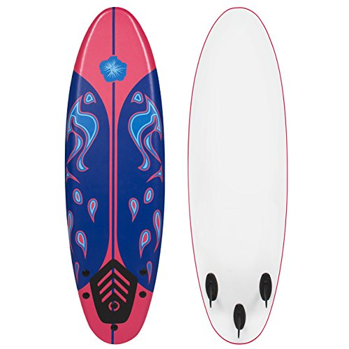 Best Choice Products Surfboard 6...