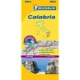 Calabria - Michelin Local Map 364 (Michelin Local Maps)