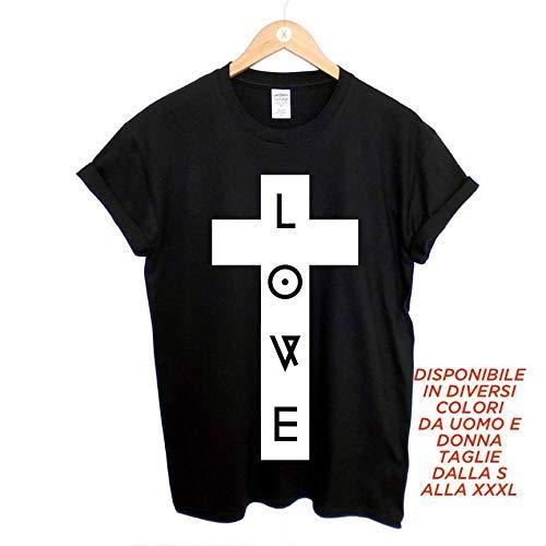 best sneakers e32e1 a0688 T Shirt Uomo Donna Croce Vêtements, accessoires