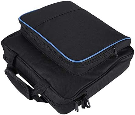 bolsa protectora port/átil Estuche antichoque a prueba de polvo Bolsa de transporte Bolso de viaje para PlayStation4 PS4 Slim,estuche de viaje para almace Estuche de transporte para consola de juegos