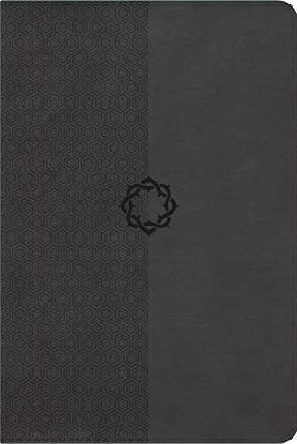 NKJV Essential Teen Study Bible, Charcoal LeatherTouch (Extreme Teen Bible Study)