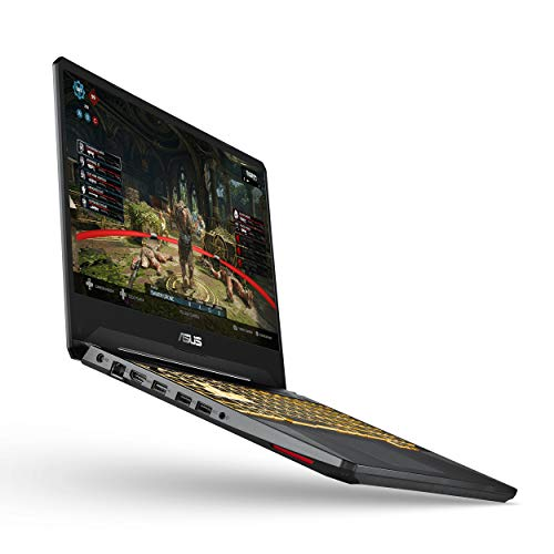 ASUS TUF Gaming TUF505 is a powerful Windows 10 Gaming Laptop that combines gaming performance with up to a narrow bezel IPS-Type panel and an extended lifespan, thanks to its patented anti-dust cooling (ADC) system. Equipped with NVIDIA GeForce GTX ...
