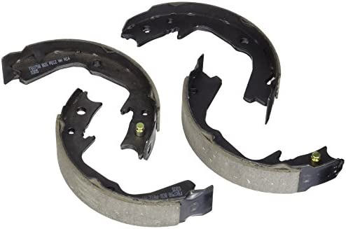 FRONT//REAR Bosch BS37 Blue Drum Brake Shoe Set for 1946-48 Ford Deluxe